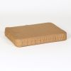 "Hound?s Best - Small ""Beige Plaid"" Orthopedic Foam Dog bed"