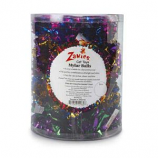 Zanies - Mylar Balls Cat Toy Canister - 35 pc