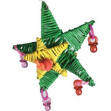 A&E Cage Company - Happy Beaks Star Power Bird Toy - Small
