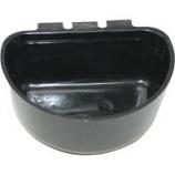 Animal Supplies International  - Coop Cup - 8Oz - Black
