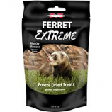 Marshall Pet Prod-Food - Ferret Extreme Freeze Dried Munchy Minnows - Minnow - .3 Ounce