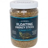 Flukers -Floating Frenzy Sticks For Aquatic Turtles - 14 Oz