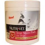 Nutri-Vet Wellness  - Nutri-Vet Tear Stain Pads For Dogs