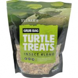 Flukers -Grub Bag Turtle Treat - Insect Blend - 6 Oz