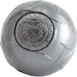 Planet Dog -Usa Diamond Plate Super Tuff Ball Dog Toy - Gray - 4 Inch