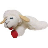 Multipet International - Lamb Chop Cat Toy With Catnip - 4 Inch