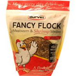Durvet - Fancy Flock Mealworm - Shrimp - 20 Oz