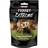 Marshall Pet Prod-Food - Ferret Extreme Freeze Dried Salmon Chunks - Salmon - .6 Ounce