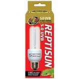 Zoo Med Laboratories - Reptisun 5.0 Uvb Mini Compact Fluorescent - 13 Watt