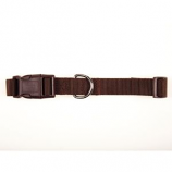 Zack & Zoey - Collar 6-10Inch - Brown