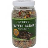 Flukers - Tortoise Buffet Blend - 6.75  oz