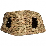 Prevue Pet Products - Grass Small Animal Hut - Medium -  Medium