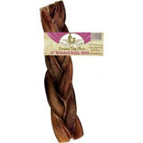 Fieldcrest Farms - Fieldcrest Farms Braided Bully Stick - 6 Inch