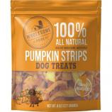 Petstages -Pumpkin Treat Strips - Pumpkin - 8 Oz