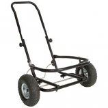 Miller Manufacturing - Little Giant Muck Cart - Black - 350 Lb Capacity