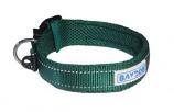 BayDog - Tampa Collar- Green - Large