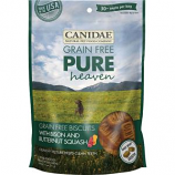 Canidae - Pure - Canidae Pure Heaven Biscuits Dog Treats - Bison / Butternut - 11 Ounce