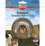 Kaytee Products - Kaytee Timothy Roll 'N' Toss Treat