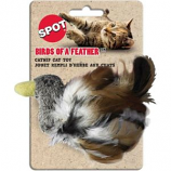 Ethical Cat - Feather Birds - Assorted