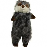 Ethical Dog - Plush Furzz Raccoon - Grey - 13.5 In