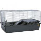 Prevue Pet Products - Small Animal Home Universal - Dark Gray - 32.5X19X17.5 Inch