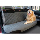 Solvit Products - Bench Style Auto Seat Cover - Grey - 56 X 47 Inch