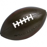 Planet Dog -Usa Football Orbee Tuff Dog Toy - Brown - 6 Inch