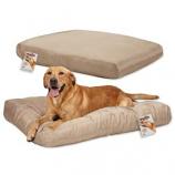 Slumber Pet - MegaRuff Bed - Medium - Brown