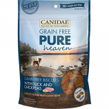 Canidae - Pure - Canidae Pure Heaven Biscuits Dog Treats - Duck / Chickpea - 11 Oucne