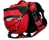 BayDog - Saranac Backpack- Red - X Large