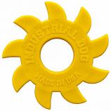 SodaPup - ID Nylon Circular Saw Blade - Yellow