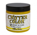 Warren London - Fur Coloring - Yellow Snow - 4 ounce Jar
