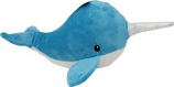 Snugarooz - Snugz Nikki The Narwhal - Blue - 17 Inch