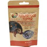 Zoo Med -Tortoise & Box Turtle Flower Food Topper - 21 Ounce
