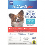 Farnam Pet - Adams Plus Flea & Tick Spot On Dog - Small/3 Month