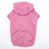 Casual Canine - Basic Hoodie - XSmall - Pink
