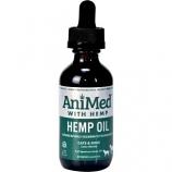 Animed - Pure Hemp Oil K9 - 2  oz