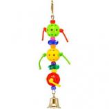 A&E Cage Company - Happy Beaks Tres Huevos Bird Toy - Small