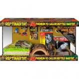 Zoo Med Laboratories - Reptihabitat Snake  Kit - 40 Gallon
