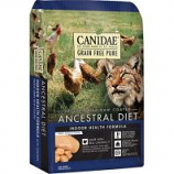 Canidae - Pure  - Ancestral Raw Coated Cat Dry Food - Chicken - 5 Lb