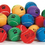 "Griggles -  Tennis Ball 2.5"" Bulk Bags - 60 Pieces"