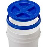 Gamma2 - Gamma Seal Lid - Blue - 5 Gallon/12 Inc