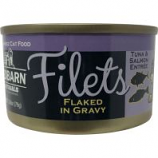Redbarn Pet Products-Food -Cat Filet Canned Cat Food - Tuna/Salmon - 2.8 Oz