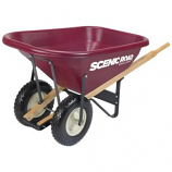 Scenic Road Mfg  - Wheelbarrow - Parts Box For M8 - 2Ff Wheelbarrow - 8 Cu Ft