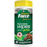 Manna Pro - Fly - Nature'S Force Face & Body Wipes -  40 Ct