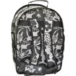 A&E Cage Company  - Happy Beaks Backpack Soft Sided Travel Carrier - Large - Black