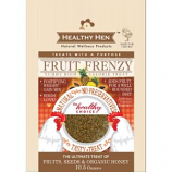 Innovation Pet - Poultry - Healthy Hen Fruit Frenzy Chicken Treat - Fruit - 1 Lb