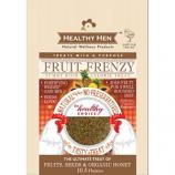Innovation Pet - Poultry - Healthy Hen Fruit Frenzy Chicken Treat - Fruit - 1 Lb