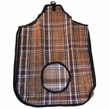 Imported Horse Supply - Cordura Hay Bag - Blue