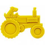 SodaPup - ID Nylon Tractor - Yellow